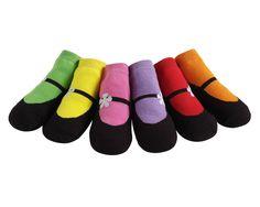 Mary Janes Socks- too cute!