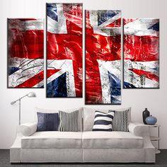 Rustic Union Jack