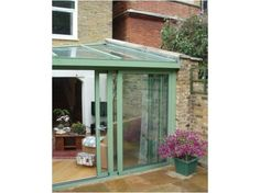 Lean to House Extension