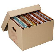 boitearchives cette boite à archives orange est précieuse pour le