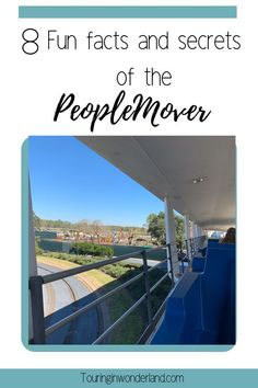 The PeopleMover at the Magic Kingdom is such a great attractions. See what makes this ride a must do on your next Disney world trip. Walt Disney World Rides, Disney World Attractions, Disney World Vacation, Disney Vacations, Disney On A Budget, Disney World Planning, Disney Home, Disney Fun, World Of Tomorrow