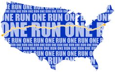 One Run For Boston: 350 Stages, 3000+ Runners, 3000 Miles, ONE CAUSE - Support this epic challenge. I am running the Newton to Boston leg to help and heal.