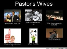 Pastor's Wife #pastors #pastorswives #humor