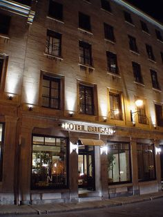 Hotel Nelligan Old Montreal