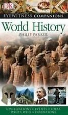 Eyewitness Companions: World History (Eyewitness Companion Guides)