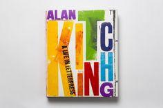 Alan Kitching's life in letterpress will brighten up your bookshelves | Typeroom.eu