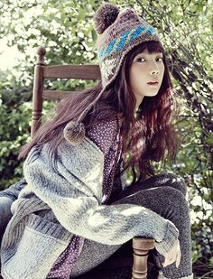 Yoon Seung Ah Thursday Island Winter 2013 Catalogue