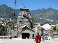 Photo: You can spend some blissful moments at #Gopeshwar temple, which looks similar to #Kedarnath temple.