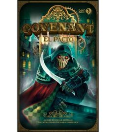 Covenant: El Pacto https://www.boardgamegeek.com/boardgame/205478/covenant