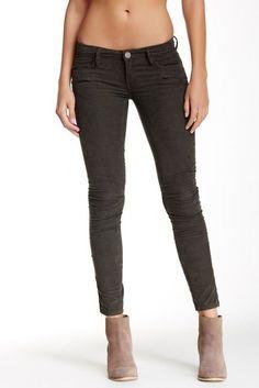 Etienne Marcel Moto Skinny Jeans