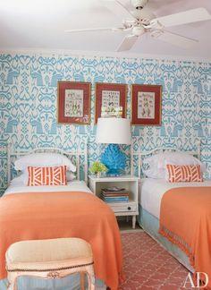 50's design bedroom - Buscar con Google