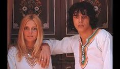 France Gall and Julien Clerc. in Morocco in Photograph by Jean-Marie Perier. France Gall, Julien Clerc, French Pop, Jean Marie, Celebs, Celebrities, More Photos, Jeans, Morocco