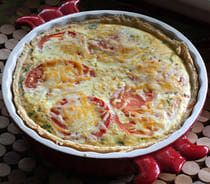 ... Lunch Quiche With Sausage and Cheese: Spicy Sausage and Cheddar Quiche