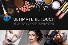 Ultimate Retouch Panel 3.5 by Pro Add-Ons on @creativemarket