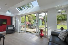 House Extension Cost, Extension Designs, Rear Extension, Conservatory Roof, Iron Pergola, House Extensions, Image House, Home Improvement Projects, All Design