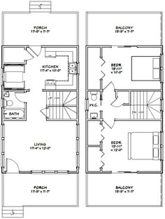 Diagram Floor Plan Of A 2 Bedroom Apartment Flat At The