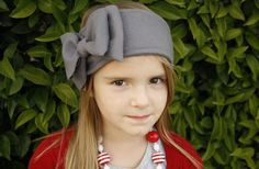 GroopDealz | Big Bowed Headwarmers - New Colors!
