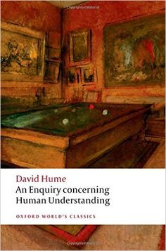 An Enquiry concerning Human Understanding: David Hume: 8601404330544: Books - Amazon.ca