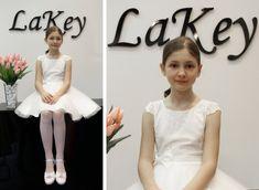 LaKey Karolcia Sukienka KOMUNIJNA na przebranie
