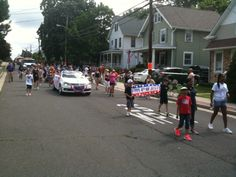 Milltown (Middlesex County) - The annual Fourth of July parade which has one of the largest collection of emergency vehicles in the area.