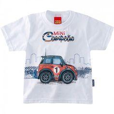 Camiseta Infantil Masculina Manga Curta - Kyly