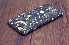 iphone6s Plusケースブランドコラボ欧米風Valentinoヴァレンティノ綺麗星空iPhone7アイフォン6Sケース保護カバーつやありマット素材女子向けオシャレ