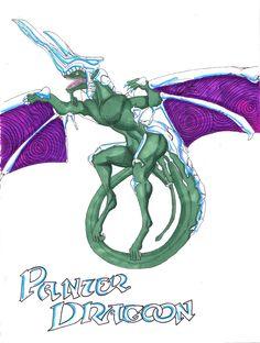 Lagi from Pazer Dragoon