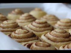 Tarçınlı Rulo (Cinnamon Roll)   Züleyha Terzi