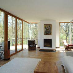 Carlos Zwick Architekten の モダンな リビングルーム
