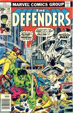 Defenders 49 __VIII__