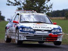 Peugeot 306 Maxi Kit rally car