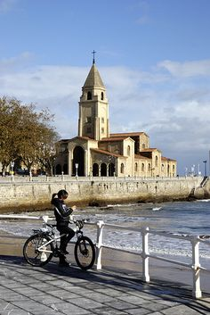 20121105 Gijón. Playa de San Lorenzo