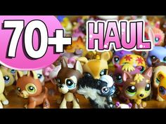 HUGE LPS HAUL: 70+ Pets! - YouTube
