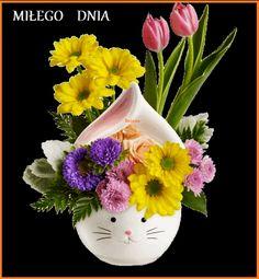Good Morning, Easter, Spring, Floral, Flowers, Plants, Den, Facebook, Blog