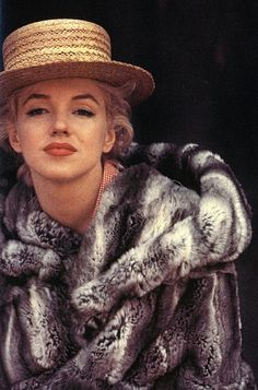 Marilyn Monroe collection of furs - Google Search