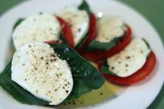 Simple Summer Food: Caprese Salad
