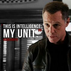 Chicago PD...haha his unit....yum!