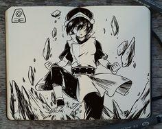 #224 Avatar Book Two: Earth by Picolo-kun on DeviantArt