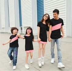 Best 5 Family Matching Holiday Outfits - Family Clothing Sets, Matching Outfits for the Whole Family, coordinating family clothing, mother daughter matching outfits Mother Daughter Matching Outfits, Mommy And Me Outfits, Matching Family Outfits, Matching Clothes, Family Picture Outfits, Couple Outfits, Kids Outfits, Baby Clothes India, Holiday Outfits