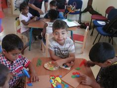 Ghassan, Early Learning Center Student