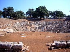 Αρχαίο Θέατρο Οινιάδων - Ancient Oiniade Theatre