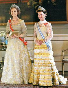 DINASTÍAS | Los Foros de la Realeza • Ver Tema - TIARAS DE LA FAMILIA REAL