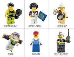 I Sew, Do You: Lego Memory Game Cards