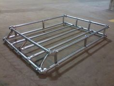 my EASY no weld roof rack - Jeep Cherokee Forum Jeep Mods, Truck Mods, Car Mods, Truck Roof Rack, Utv Accessories, Jeep Grand Cherokee Laredo, Honda Element, Bug Out Vehicle, Nissan Xterra