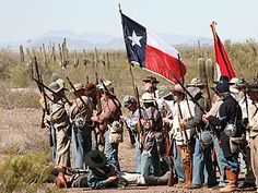 CONGO | Picacho Peak Civil War Reenactment in the Southwest, Arizona State ...