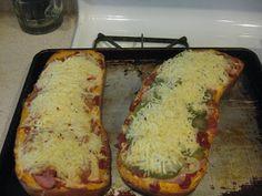 Pizza Loafs
