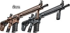 Daniel Defense is now offering their and in more colors which will include the original black, Tornado Cerakote and Mil Spec + Tactical Equipment, Tactical Gear, Weapons Guns, Guns And Ammo, Daniel Defense, Weather Storm, Shooting Gear, Firearms, Shotguns