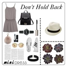 """~Don't Hold Back~"" by casseyb ❤ liked on Polyvore featuring Heidi Klein, Melissa Odabash, Michael Kors, ASOS, Oscar de la Renta, adidas, Ilia, Christian Dior and Movado"