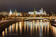 View on Kremlin and Greater Stone Bridge by ischevchenko #architecture #building #architexture #city #buildings #skyscraper #urban #design #minimal #cities #town #street #art #arts #architecturelovers #abstract #photooftheday #amazing #picoftheday