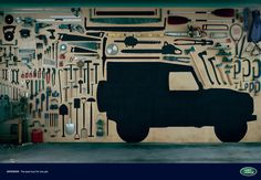 Land Rover ad~I have always loved this picture. :D